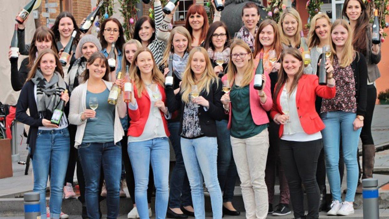 Seminar für Weinmajestäten 2017