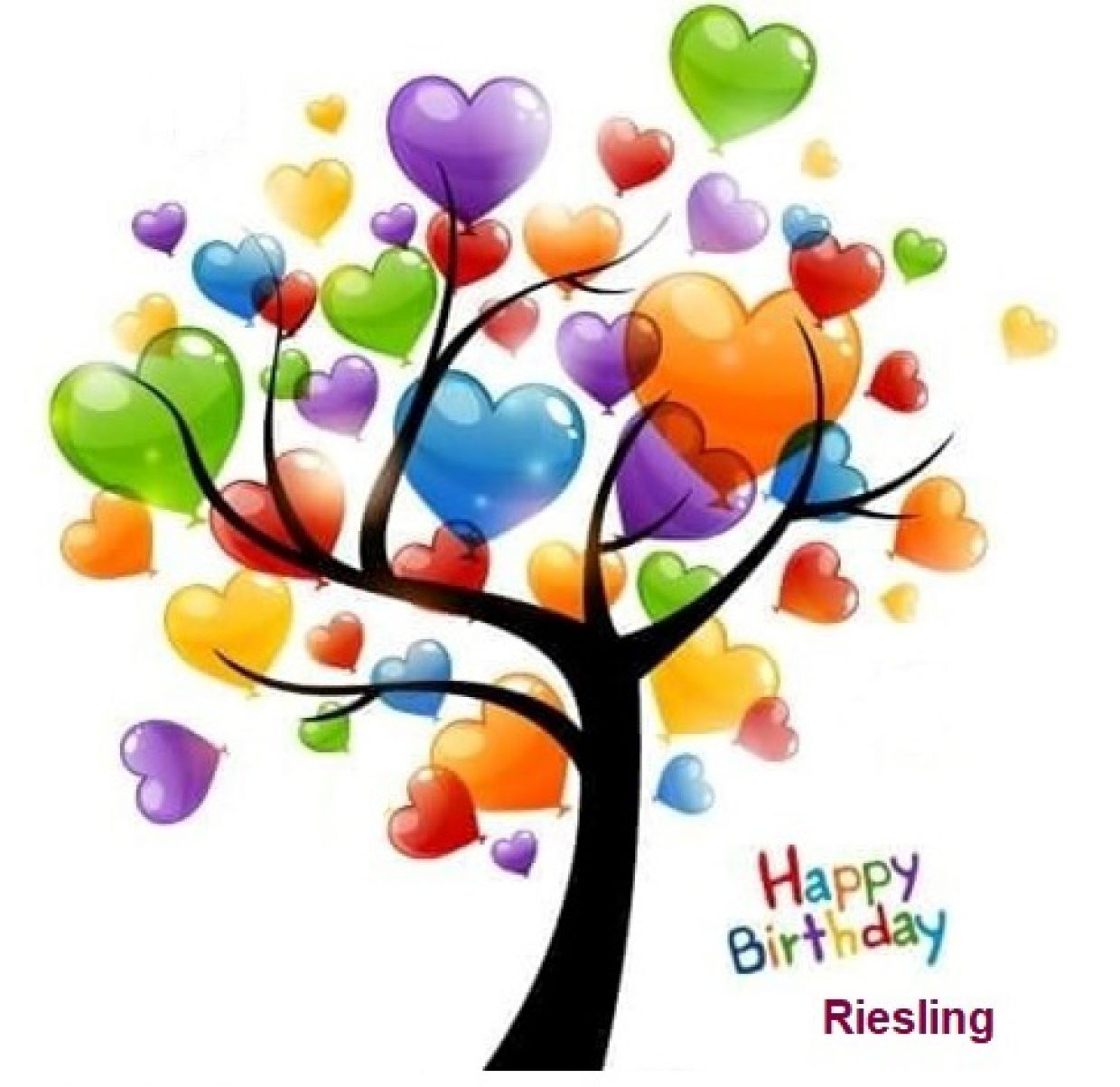 Happy Birthday Riesling Party am 13.03.2020